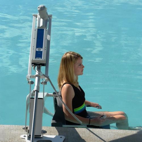 piscinas | grúas para piscinas portátil & eléctricas
