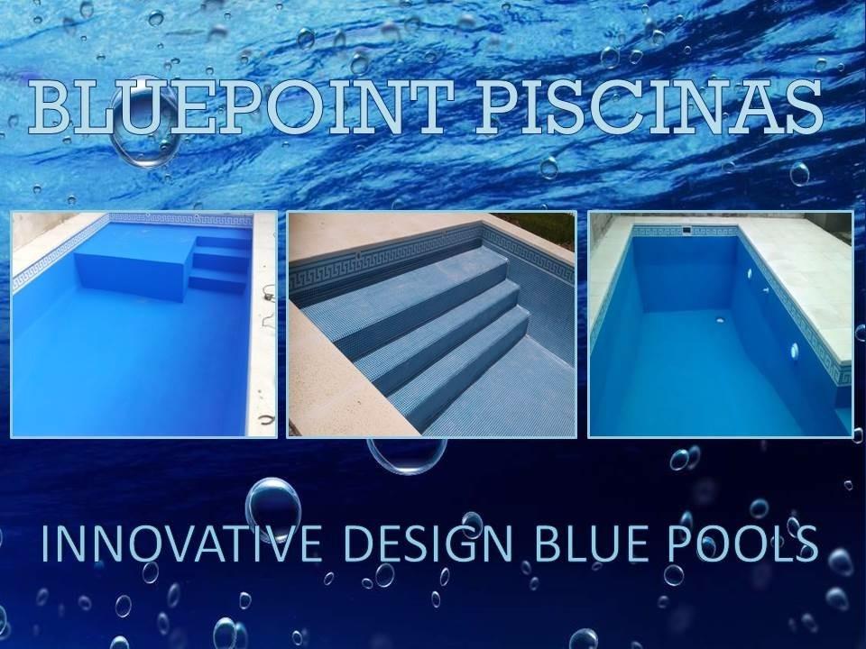 Piscinas hormig n bluepoint 6x3 en mercado libre for Precio construccion piscina 6x3