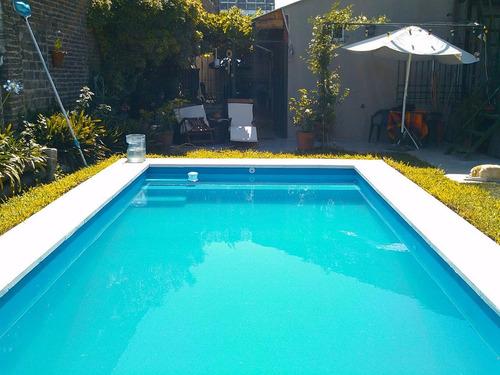 piscinas hormigón bluepoint !!! 7x3 + kit limpieza de regalo