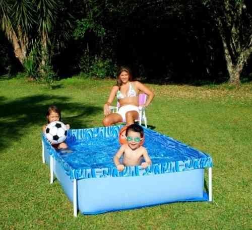Piscina 1000 litros plastica piscinas inflavel pequena for Piscina 1000 litros