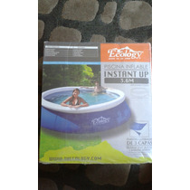 Piscina Inflable Ecology 3,6 Mts X 0,76 Mts