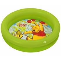 Piscina Inflable Bebes Niños Winnie The Pooh 61x15cm
