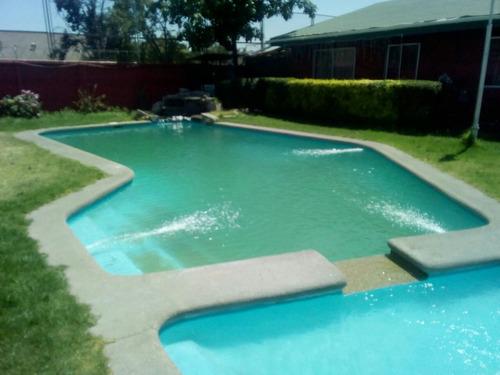 piscinas la motita . mantencion de piscinas