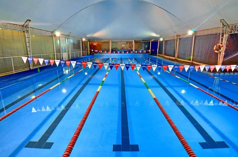 Piscinas olimpica y semiolimpicas s 1 00 en mercado libre for Metros piscina olimpica