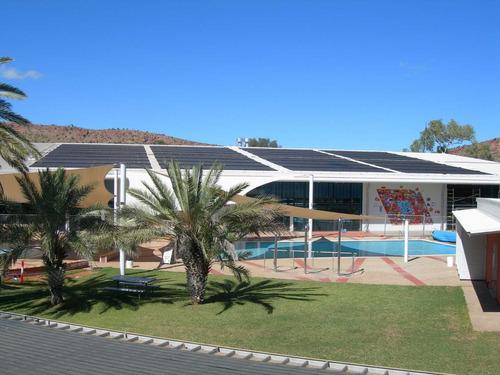 piscinas piletas climatizador solar heliocol + instalalacion
