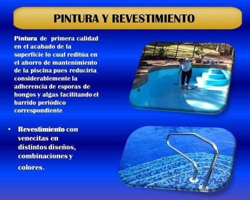 piscinas  pintura  grietas filtros reformas desagotes