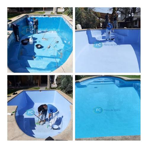piscinas revéstimiento con fibra de vidrio
