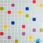 Mosaico No Mas Pintura Piscinas Gris