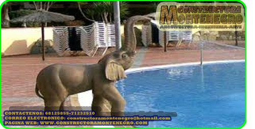 piscinas y balnearios para hoteles