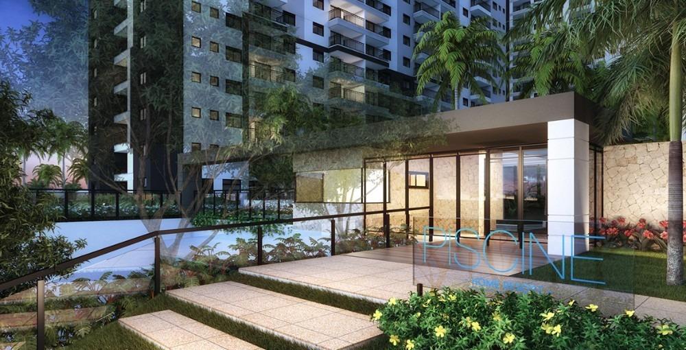piscine home resort 2 a 3 dormitórios