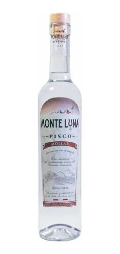 pisco monte luna torontel | italia|mollar|quebranta|acholado