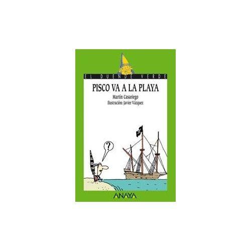 pisco va a la playa (literatura infantil (6-11 años) - el d