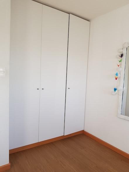 piso 12, 2 dormitorios, garaje