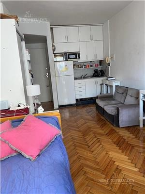 piso 12 contrafrente - peña y pueyrredon