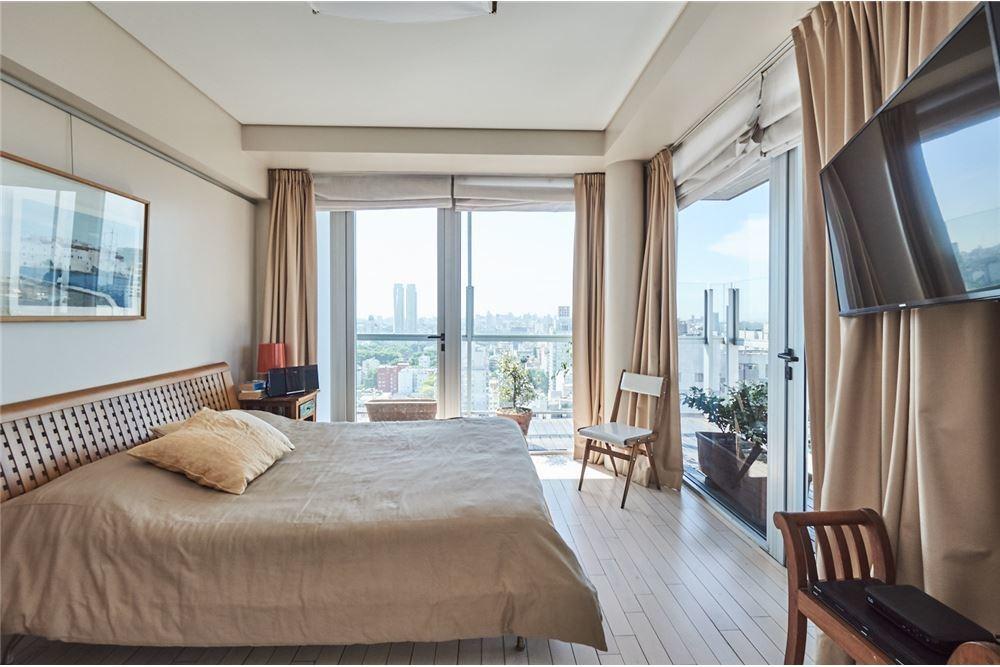 piso 22 ,vistas increibles. 221 mts de buen gusto