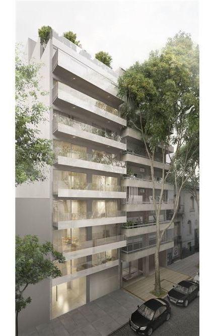 piso 3 amb frente balcón en caballito