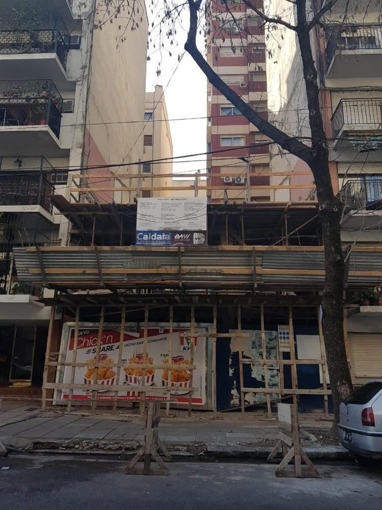 piso 3 ambientes - 2 baños - 95 metros - balcón corrido