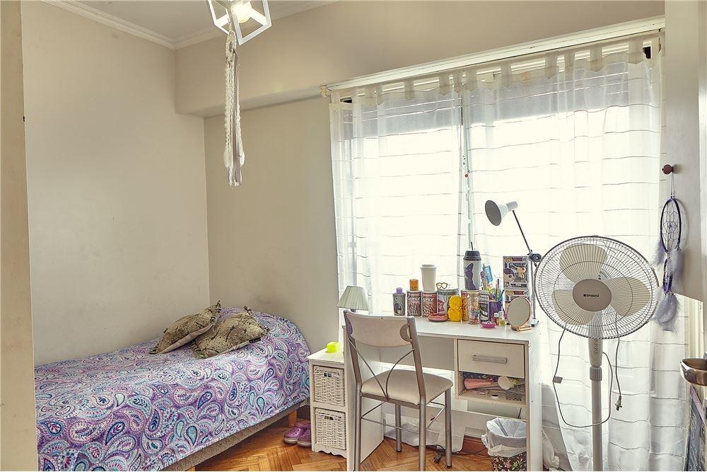 piso 4 amb con depen/cochera y baulera recoleta