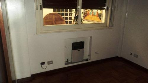 piso 4amb amplio luminoso doble cochera patio dependencia