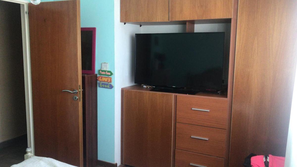 piso al frente de 3 dormitorios y cochera-116 mts 2 - la plata