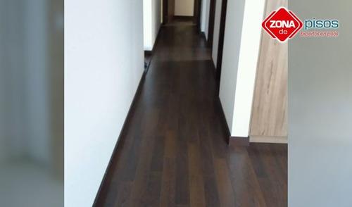 piso aleman 7.mm ac4 +barrederas $17.00 .quito piso flotante