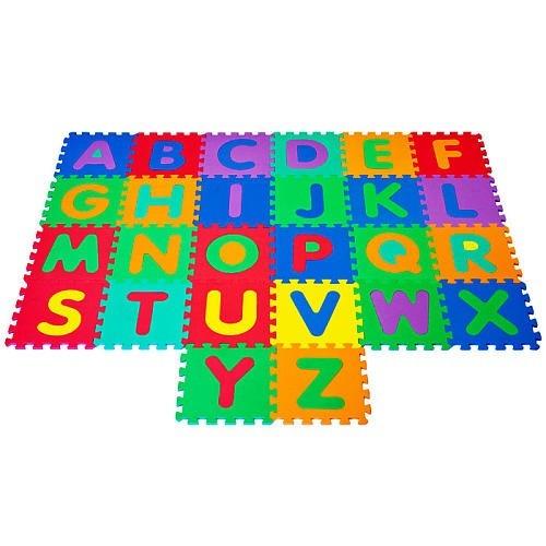 piso alfombra foami bebes niños didactico 28x28  10 piezas