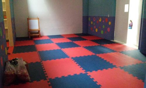 piso amortiguante de 25 mm