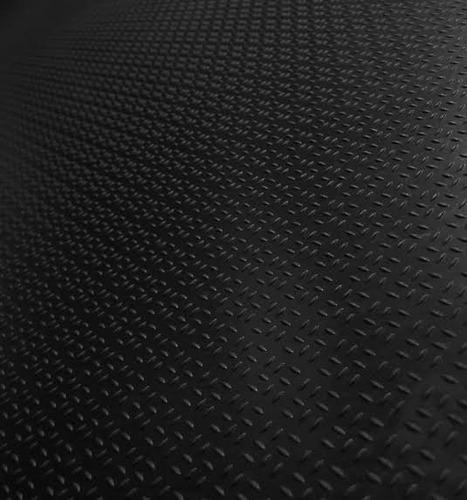 piso arroz lençol emborrachado preto  1,30 x 1,00