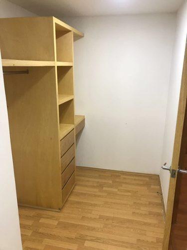 piso bajo, departamento con terraza techada 120