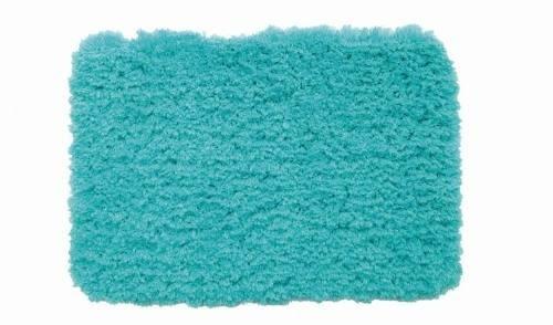 piso baño soft engomado 45x65 turquesa / mallbits