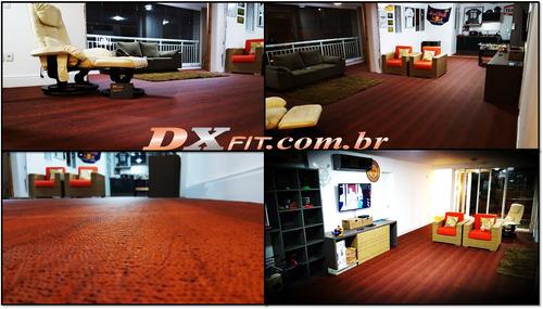 piso carpete madeira residencia academia loja igreja salão