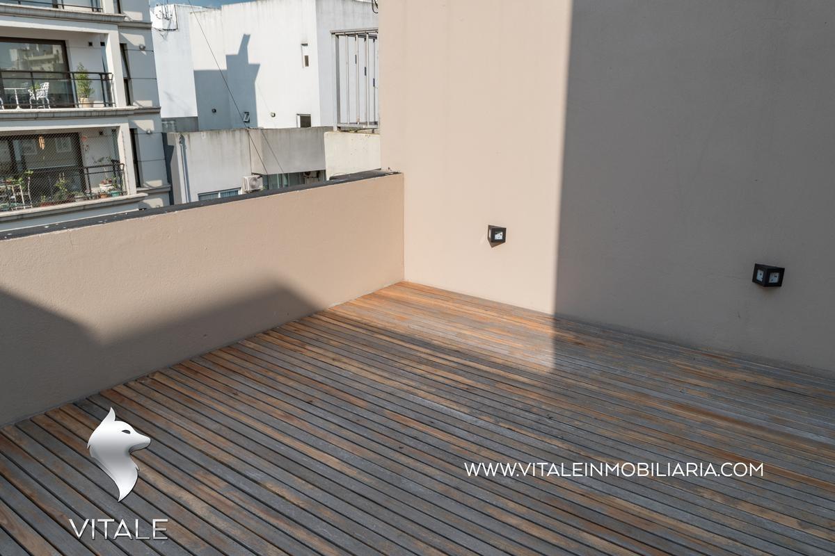piso categoria cochera doble a estrenar plaza mitre