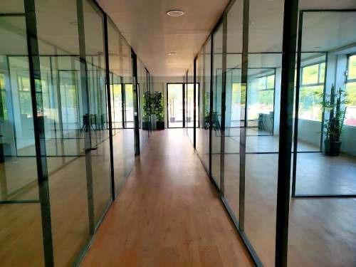 piso completo, oficina en renta valle dorado (lujo)
