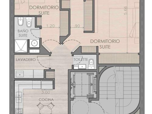 piso de 3 amb de categoria // ramos mejia // venta