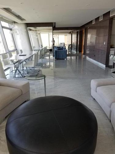 piso de 3 o 4 suites en forum alcorta con vistas a jardines y pileta - belgrano chico