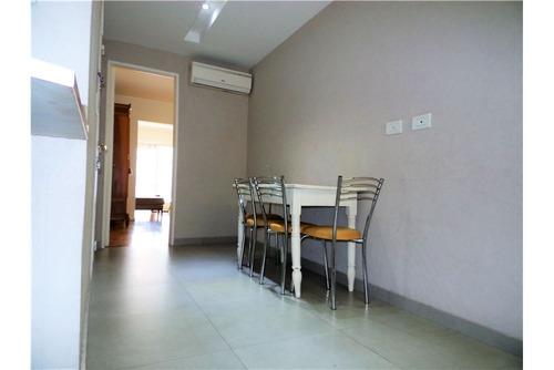 piso de 4 ambientes + dep reciclado con cochera