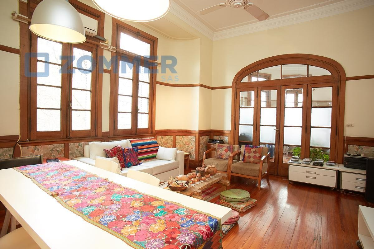 piso de 5 dormitorios , 146 metros en la esquina de santa fe y araoz, apto profesional o vivienda