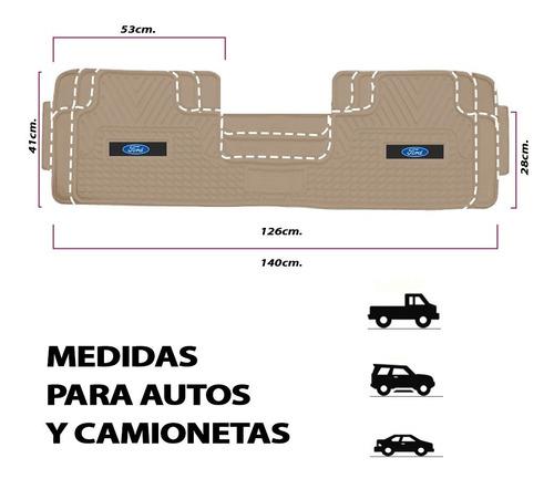 piso de auto tipo ford camioneta pvc/tapiz generico/suelo