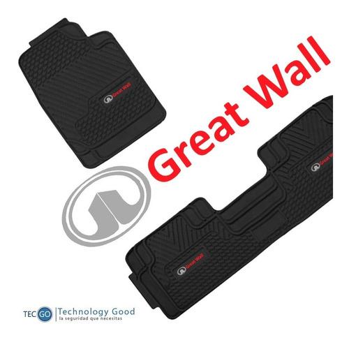 piso de auto tipo great wall  pvc/tapis/protector/suelo
