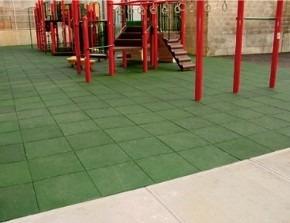 piso de caucho epdm 50x50x2.5 importado