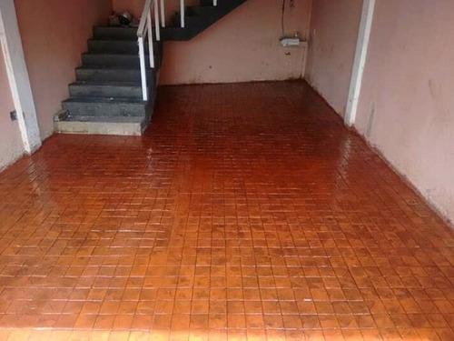 piso de concreto estampado