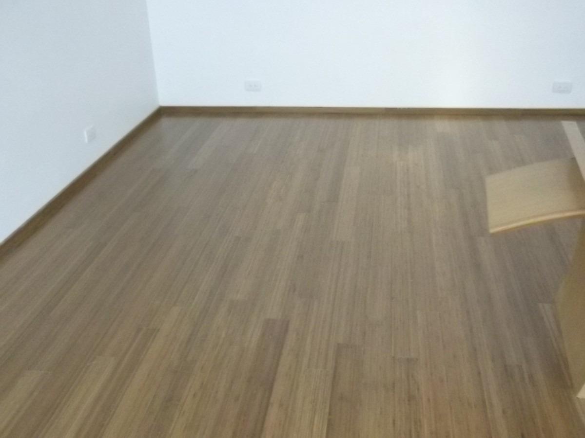 Piso de duela v rtical de bamb en mercado libre Tipos de pisos de madera