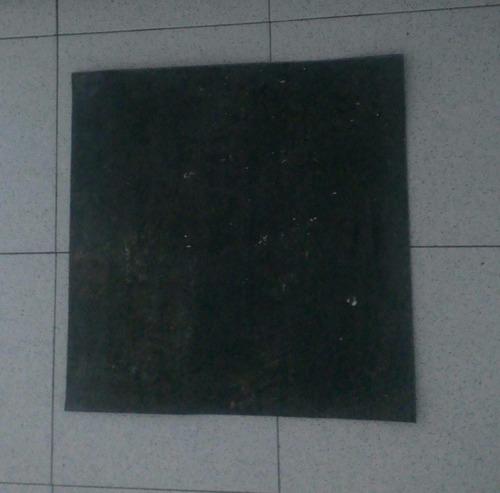 piso de goma 50x50 usado en buen estado