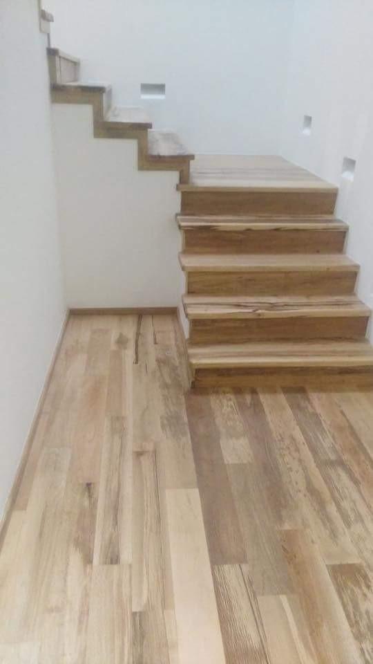 Piso de madera duela encino nacional primera selecto - Duelas de madera ...