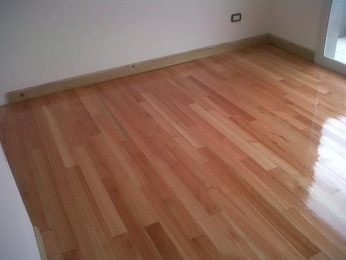 piso de madera entablonado 14x57x ls vs x m²
