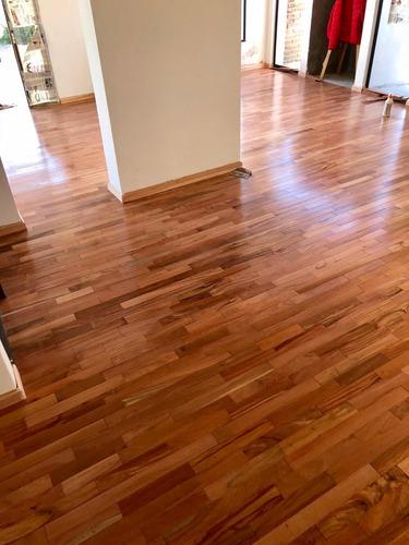 piso de madera entablonado prefinished.madera dura sirari.