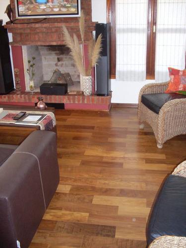 piso de madera lapacho 1   x 3, 4, 5  x ls, vario 1500$ x m2