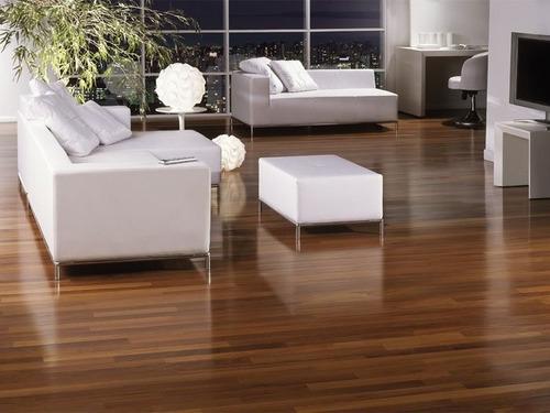 piso de madera lapacho macizo prefinished 100% madera maciza