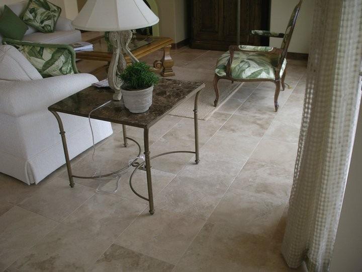 Piso de marmol travertino 30x30 225 00 m2 fiorito beige for Marmol travertino verde
