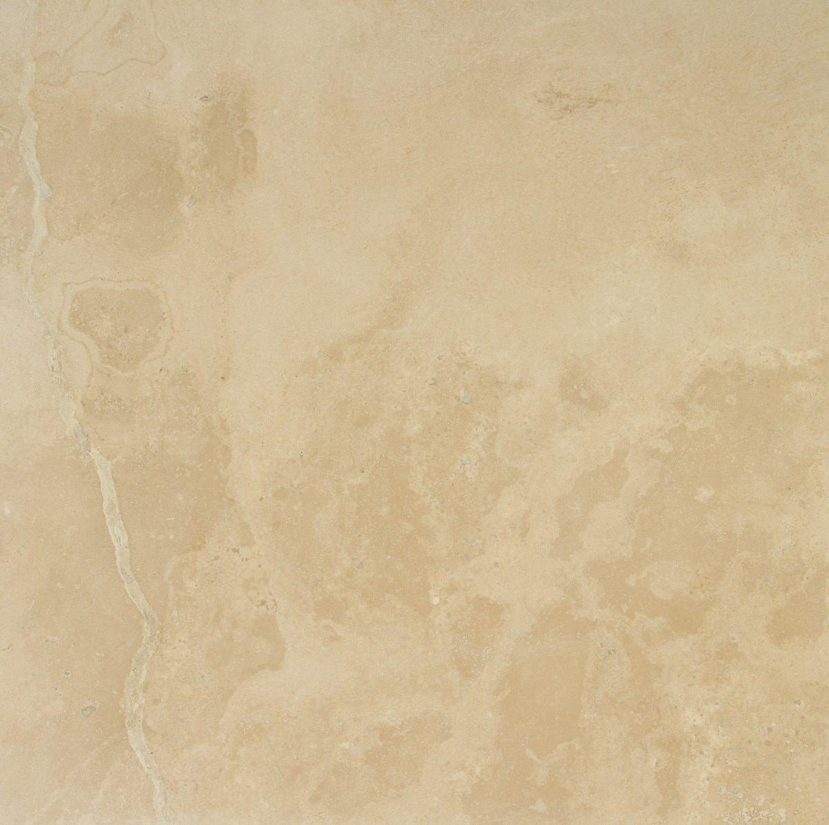 piso de marmol travertino 30x30 veracruz pulido mate beige